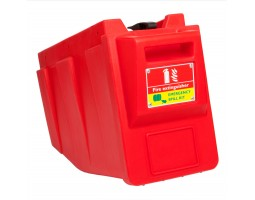 Fire Extinguisher/Spill Kit Combo Box