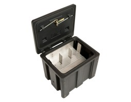 Triplex Storage Case