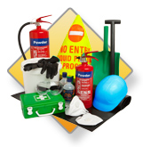 ADR Safety PPE Kits