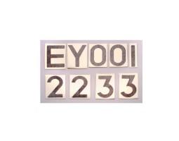 Hazchem Tricode Refurb Kit